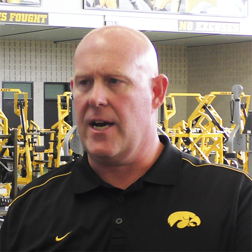 Phil Johnson, Speed and Strength Coach